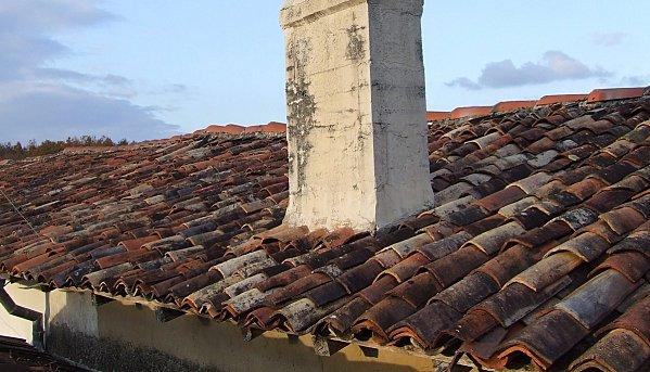R paration de toiture fromentin daniel for Refection cheminee exterieure
